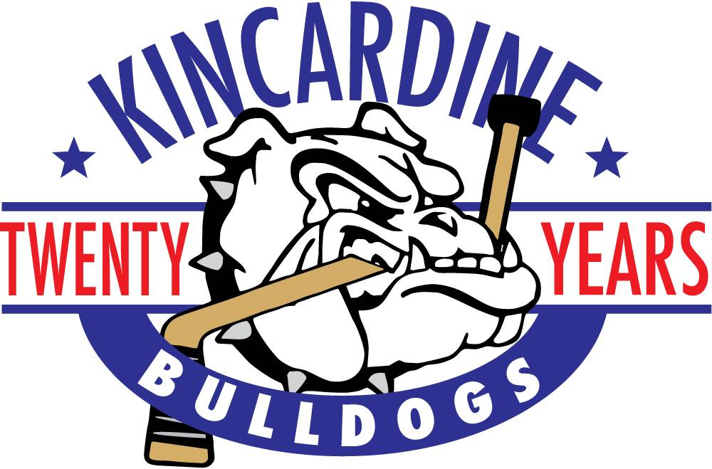 Kincardine Bulldogs (20th Anniversary)