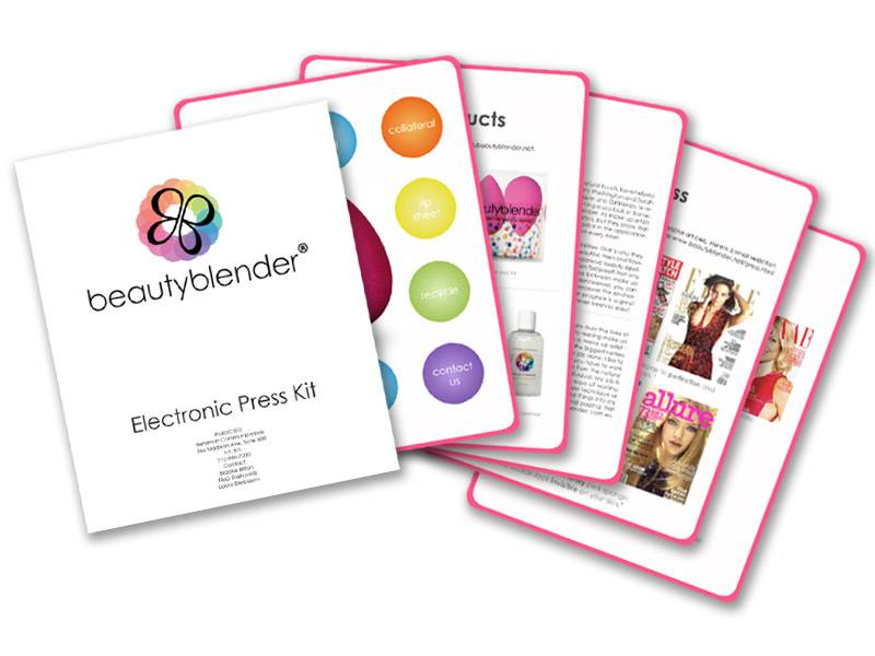 Beautyblender Design Projects