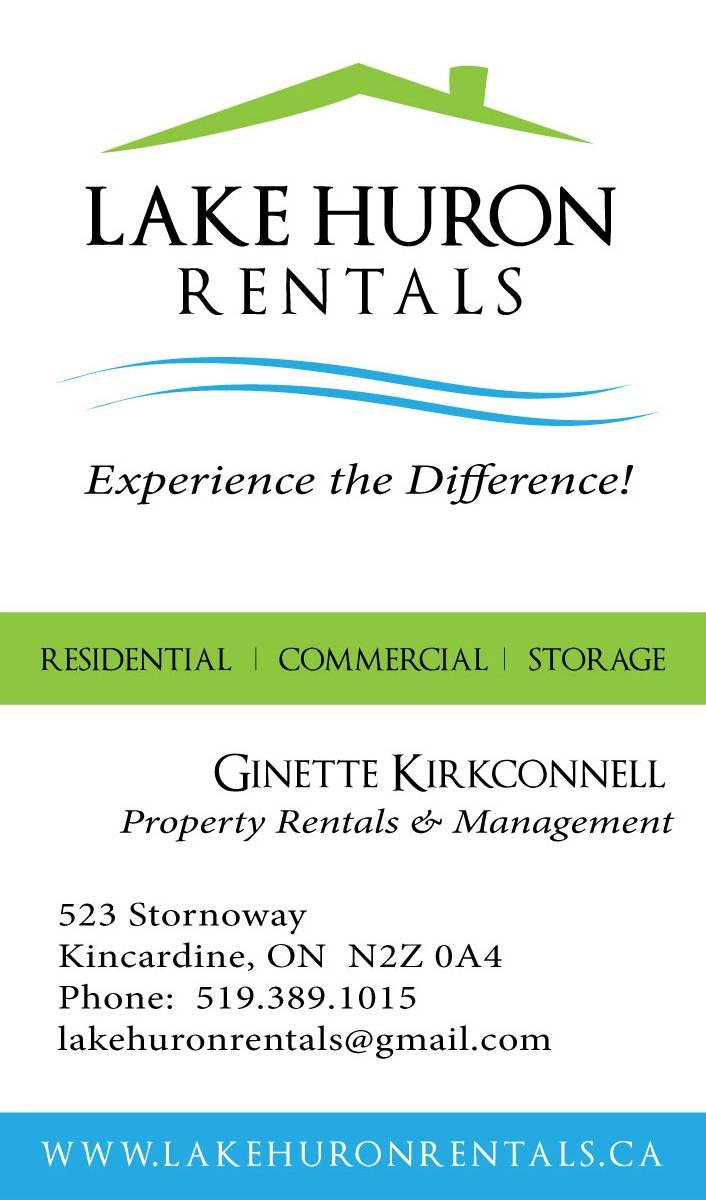 Business Home Rentals